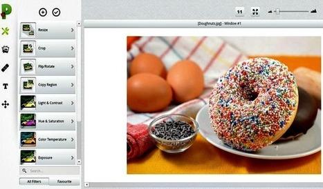Picadilo, un gran editor fotográfico online y gratuito que está repleto de retoques y efectos | pauli | Scoop.it