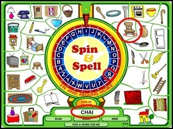 Spelling Games for the SMART Board   Tech Tips   Scoop.it