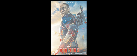 "Winston Salem Chronicle – State launches ""Iron Man 3"" tourism site 
