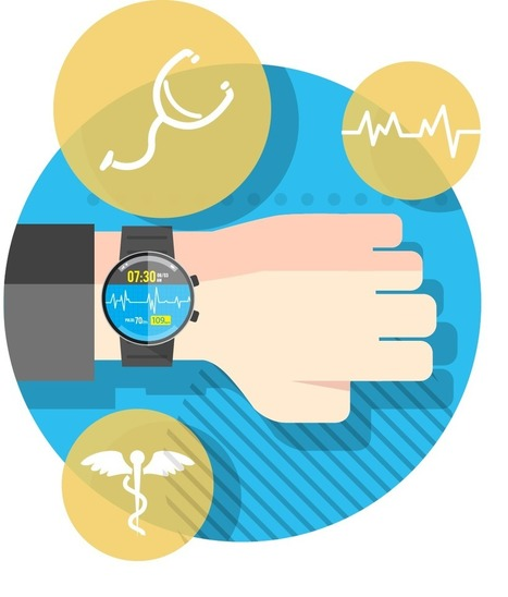mHealth Apps and Wearables in Clinical Trials to Consider | Digitized Health | Scoop.it