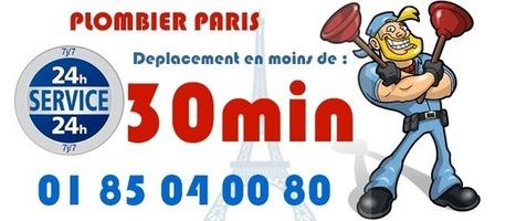 Plombier Paris : Des tarifs exceptionnels : 0185040080 | Paris Michel Serrurerie | Scoop.it