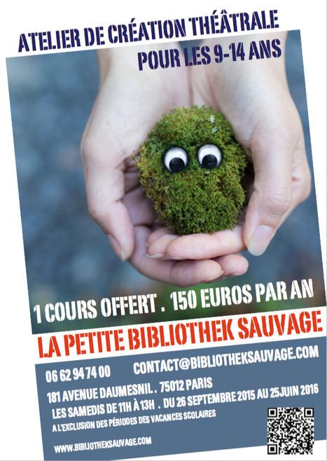 La petite BibliotheK Sauvage | La BibliotheK Sauvage | Scoop.it