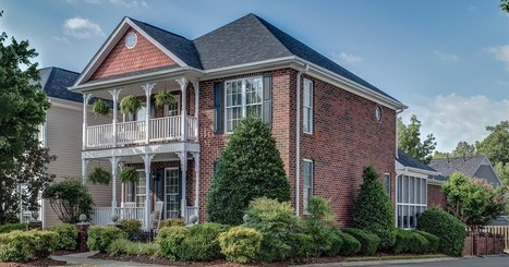 Charleston Style 3BD/2.5BA + Bonus, Home 4 Sale in Indian Trail! - 6141 Creft Circle, Indian Trail, NC 28079 | Charlotte NC Real Estate | Scoop.it