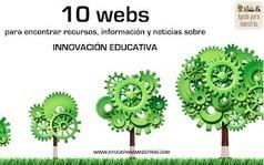 AYUDA PARA MAESTROS: 10 webs para encontrar recursos, información y noticias sobre innovación educativa | RED.ED.TIC | Scoop.it