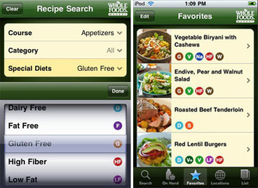 Best Known Cooking Recipe Apps For iPhone, iPad | Technispace: Social information technology share blog | Scoop.it