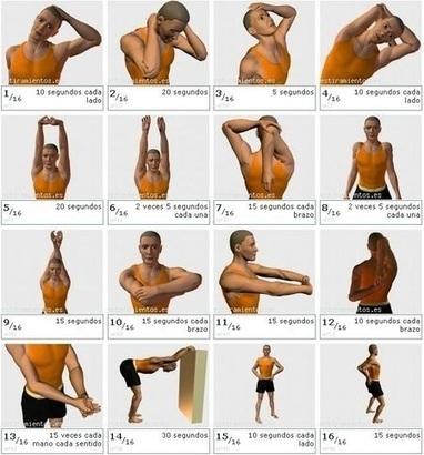 ejercicios-cervicales11.jpg (450x483 pixels)   Competencias para el Aprendizaje   Scoop.it
