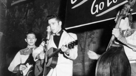 Elvis Presley's First Recording Headed to Graceland Auction | Around the Music world | Scoop.it