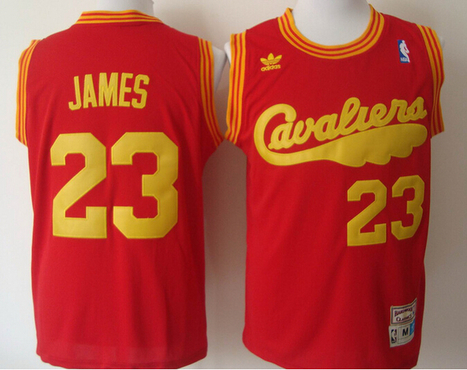 Cleveland Cavaliers 23 Lebron James Red Gold Replica Jersey_Cleveland Cavaliers_NBA Men's Jerseys_Sport Jerseys_Joy Shopping Place For Brand Clothings,Sneakers | Other Brand Clothings | Scoop.it