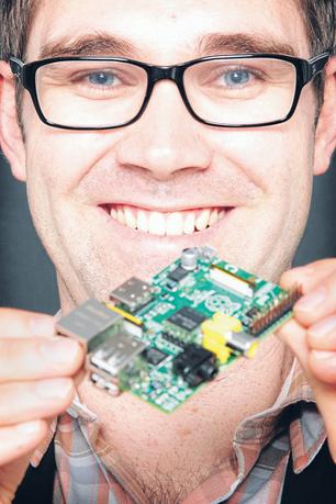Me and my gadget - Raspberry Pi micro computer - Waikato Times | Raspberry Pi | Scoop.it