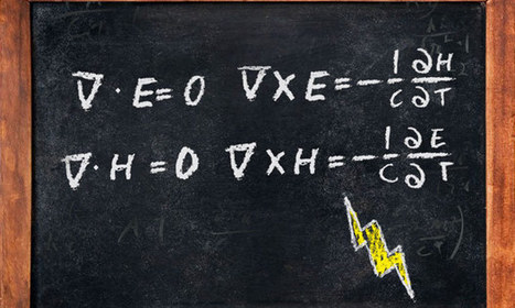 What are Maxwell's Equations? | Physics | Scoop.it