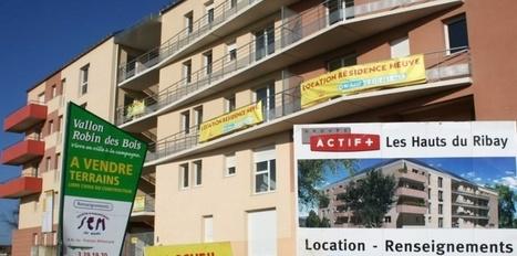 30.000 à 40.000 logements de plus par an grâce à l'abaissement de la TVA à 10 % | Immobilier | Scoop.it