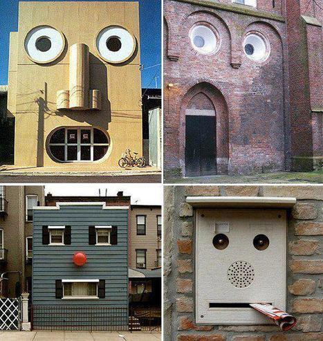 Things with faces | Facebook | World of Street & Outdoor Arts | Scoop.it
