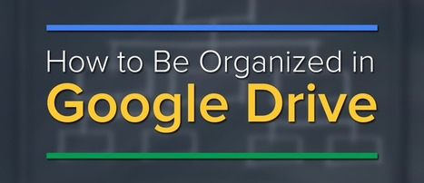 12 Quick Tips for Using Google Drive | Edtech | Scoop.it