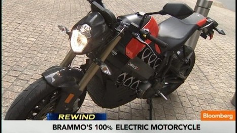 A Look at Brammo's 100% Electric Motorcycle: Video | Brammo Electric Motorcycles | Scoop.it