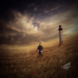 How to Create a Mystical Father and Son Scene in Photoshop | TUTORIELS | Scoop.it
