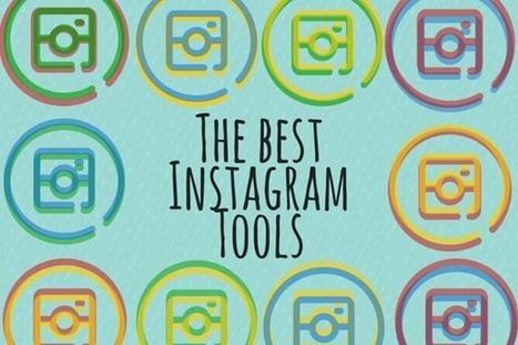 Instagram: i migliori tool per il marketing - Ninja Marketing | Gli strumenti social da Facebook a Tiwitter, GooglePlus, Instagram... | Scoop.it