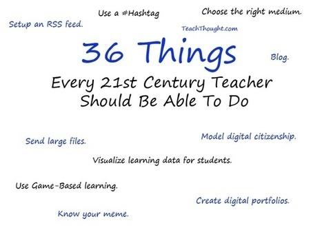 21st Century Skills | ICT in en om het onderwijs | Scoop.it