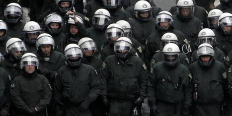 Polizei gegen Journalisten bei Blockupy: Mit Wucht in die Kamera - taz.de   SocialMediaPolitik   Scoop.it