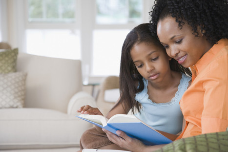 How to Create a Successful Reading Experience for Your Child | Specific Learning Disabilities | Scoop.it