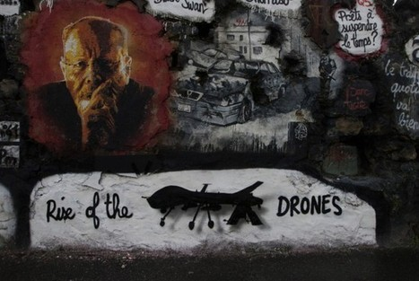 Surviving Drones – The Complexity of Automated Warfare | Drones and Moans | Scoop.it