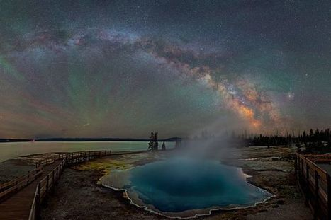The Milky Way Over Yellowstone is Impossibly Beautiful | Everything from Social Media to F1 to Photography to Anything Interesting | Scoop.it