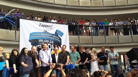 Zappos is going holacratic: no job titles, no managers, no hierarchy | Organizational Effectiveness, Marketing and the Economy | Scoop.it