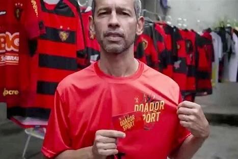 Au Brésil, un club de football rend ses fans immortels en les incitant à donner leurs organes !   Associations : communication, partenariats, recherche de financement....   Scoop.it
