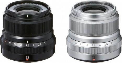 Fujinon XF 23 mm f/2 R WR : compact, léger et résistant – Lense.fr | Les X de  Fuji | Scoop.it