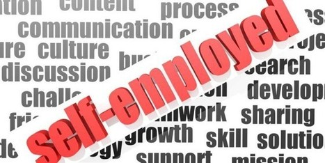 The Era of Declining Self-Employment - Small Business Trends | Small Business and Entrepreneurship | Scoop.it