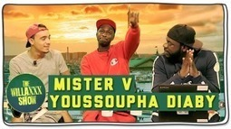 Willaxxx Show feat Mister V et Youssoupha Diaby - http://goo.gl/NX2T3g | Entretemps | Scoop.it