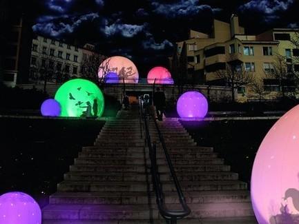 Fête des lumières 2012 à Lyon : notre guide des plus belles installations / Fête des Lumières 2012 / Culture / univers / Journal / Lyon Capitale - le journal de l'actualité de Lyon et du Grand Lyon. | Tout sur Lyon | Scoop.it