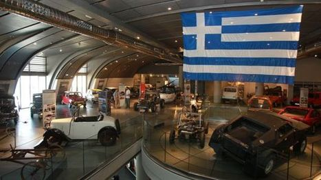 'Made by Hellas' Exhibition at Hellenic Motor Museum | Politically Incorrect | Scoop.it