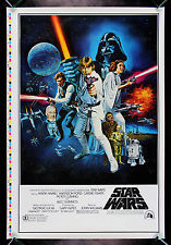 Movie Poster One Sheet Star Wars 1977 (Printer's Test) | New & Vintage Collectibles | Scoop.it