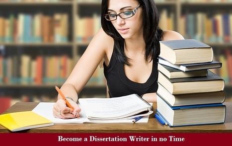 Online Dissertation Writers | Dissertation Online UK | Scoop.it