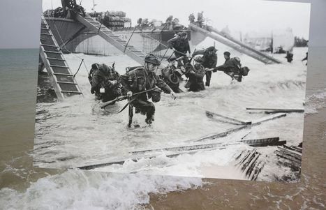 D-Day: Then and Now, 70 Years Later | Blended learning technologies | Scoop.it