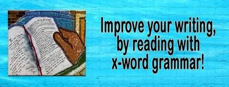 X-Word Grammar   Learn English the logical way.   ESL Grammar   Scoop.it