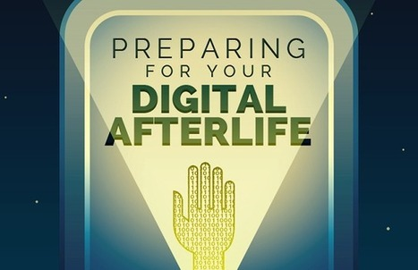 Visualistan: Preparing For Your Digital Afterlife [Infographic] | Social Media | Scoop.it