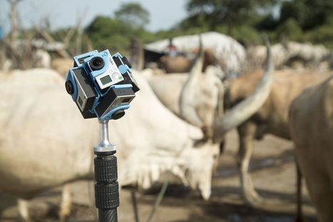 Video: How one team created a VR documentary in South Sudan | Hitchhiker | Scoop.it