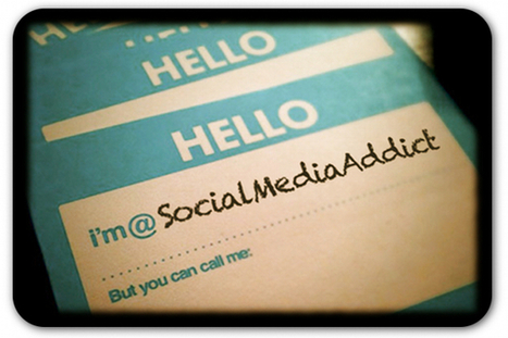 You know you're addicted to social media when … | Articles | Understanding Social Media | Scoop.it