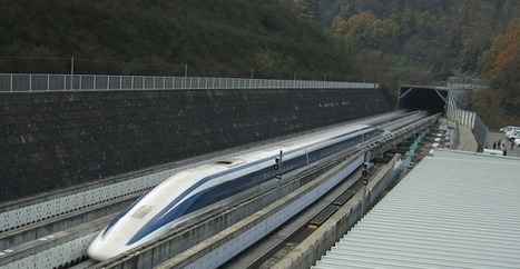 Japan's Spending $5 Billion to Fast Track Maglev Trains in the US | Five Regions of the Future | Scoop.it