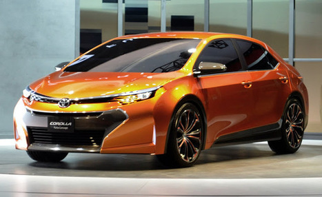 Toyota Furia concept ~ Grease n Gasoline   human resources   Scoop.it