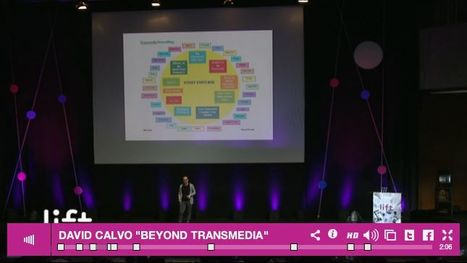David Calvo: Beyond transmedia | Transmedia: Storytelling for the Digital Age | Scoop.it