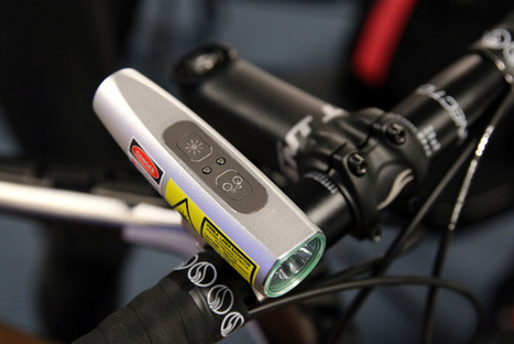 Blaze Seeks To Save Cyclist Lives With A Laser Projection Bike Light | Nebraska and National Accident, Injury & Disability Information | Scoop.it