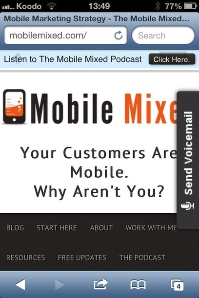 Mobilizing Your Website: What You Need to Know | Chambers, Chamber Members, and Social Media | Scoop.it