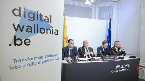 Le numérique wallon est à la traîne | InfoPME | Scoop.it
