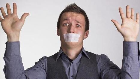 Office blabbermouth forced to shut up in Zip It World Mental Health Day charity stunt | More Rewarding Work | Scoop.it