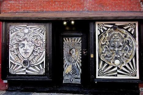 QR Code Murals Turn The East Village Into A Giant Scavenger Hunt [Pics] - PSFK | ARTE, ARTISTAS E INNOVACIÓN TECNOLÓGICA | Scoop.it