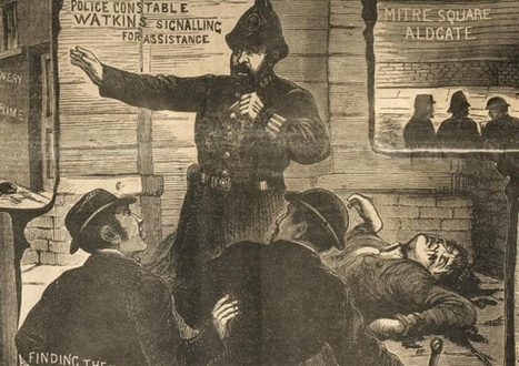 Dracula may have been Jack the Ripper, Whitechapel Society is told | Jack the Ripper | Scoop.it