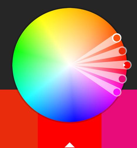 Interactive Adobe Kuler Hex Cheat Sheet | Font Lust & Graphic Desires | Scoop.it