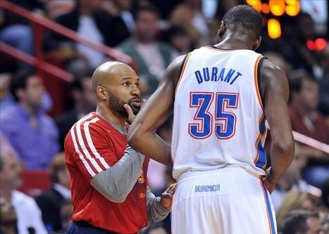 NBA Rumors: Kevin Durant to ask Derek Fisher's family to postpone ...   NBA Insider   Scoop.it